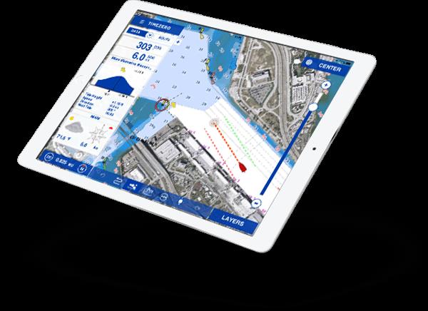 TIMEZERO | Marine Navigation Software