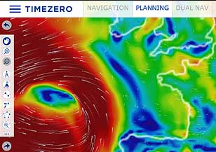 TIMEZERO | Marine Navigation Software